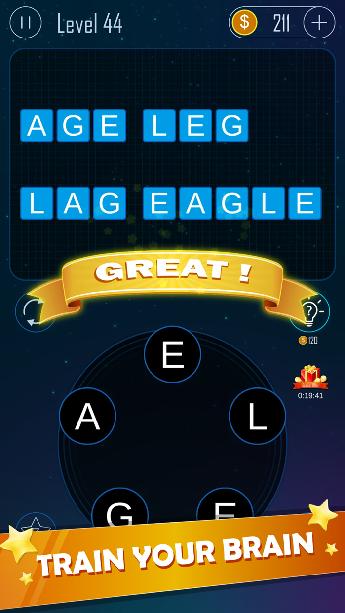 Word Search - Puzzles Games Screenshot