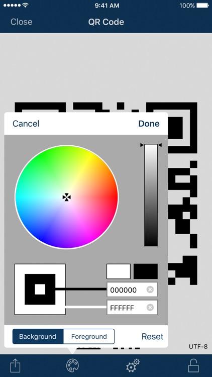 Qrafter Pro - QR Code screenshot-4