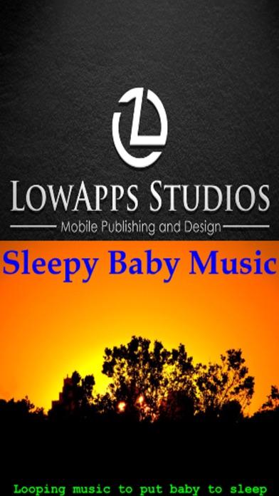 Sleepy Baby Music screenshot 1