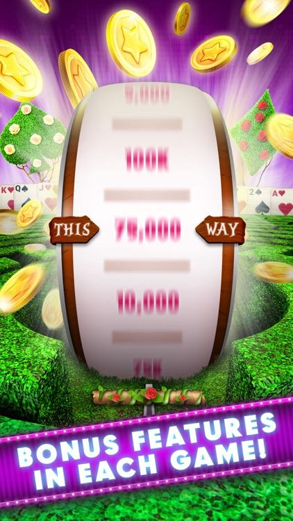 Wheel of Coins - Casino Game screenshot-3