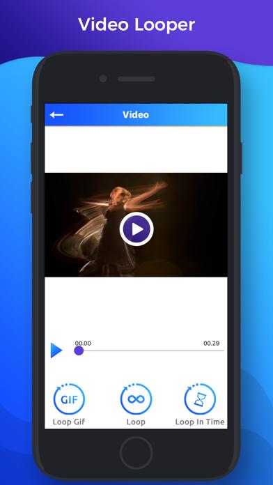 Video Looper - Video to GIFs screenshot two