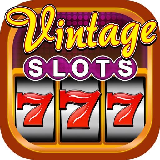 Vintage Slots Las Vegas Games