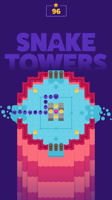 Snake Towers screenshot two
