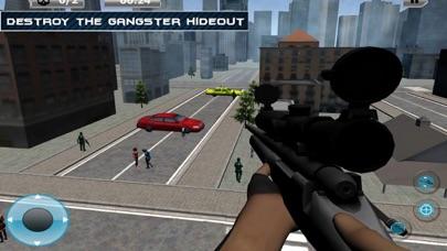 Contract Killer Shooting City screenshot one