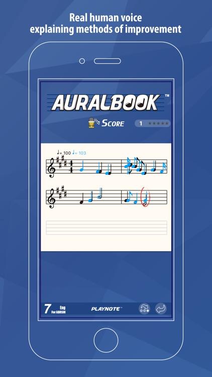AURALBOOK for ABRSM Grade 7 HD screenshot-3