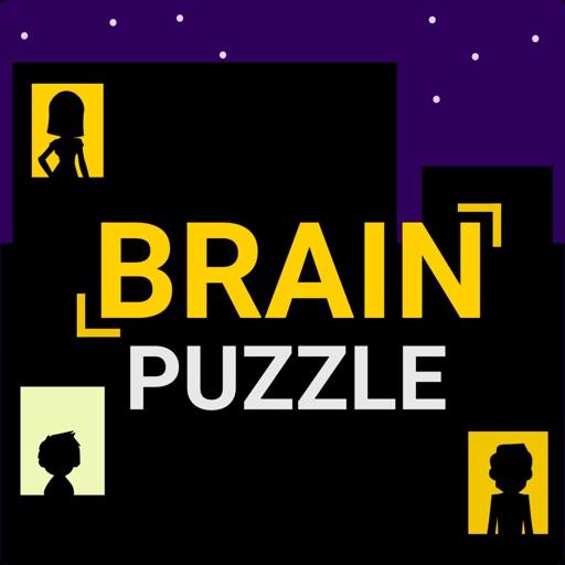 Brain Puzzle: woody happy love