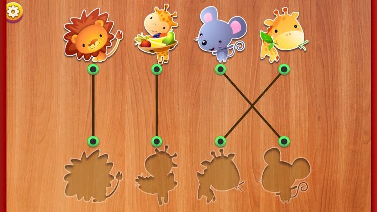 Cute Link Animal Block Puzzle screenshot-8