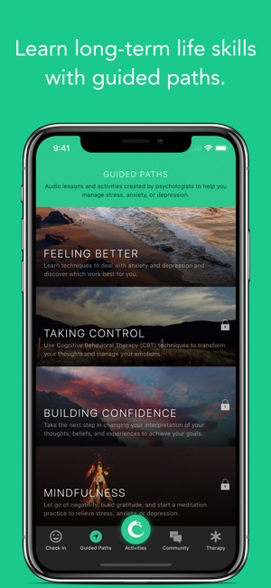 Pacifica For Stress Anxiety On The App Store