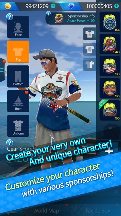 Fishing Hook : Bass Tournament screenshot-3