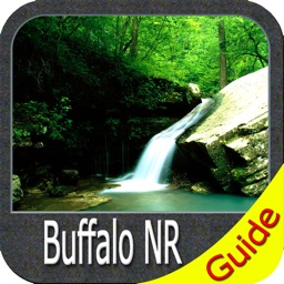 Buffalo National River - GPS Map Navigator