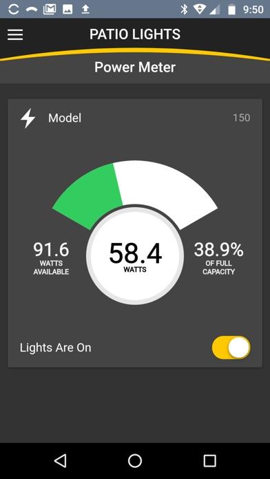 Tru-Scapes Smart Lighting Screenshot
