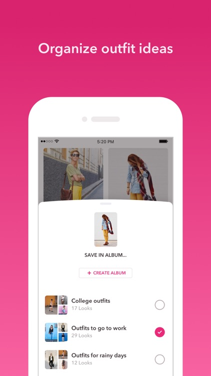 Chicisimo The Outfit Ideas app