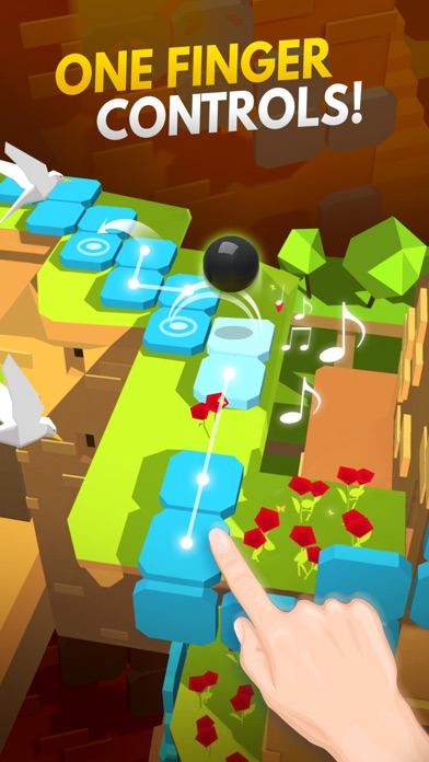 Baixar Dancing Ball World: Music Game para Android