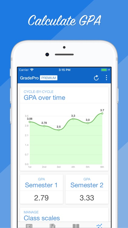 GradePro for GradeSpeed