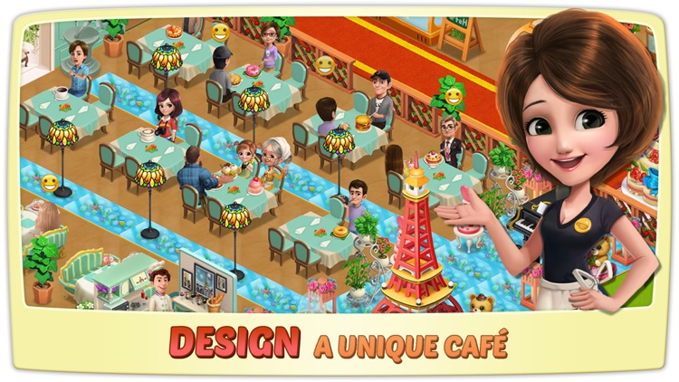 Cooking Country™ - Design Cafe