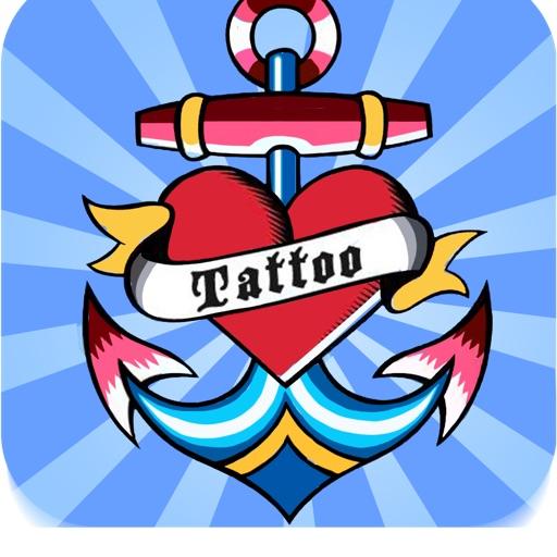 A Body Studio Tattoo Booth Fx: Art Designer Catalogs Deluxe iOS App