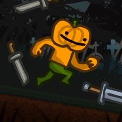Pumpkinman - Spooky Survival
