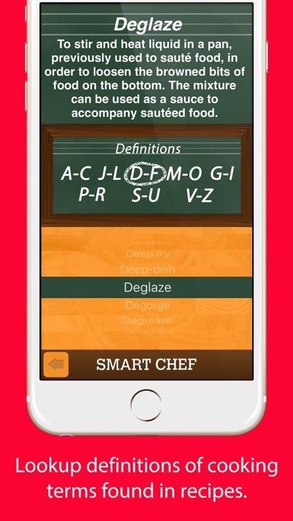 Smart Chef - Cooking Helper screenshot-3