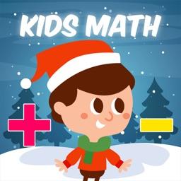 Christmas Math - For Kids