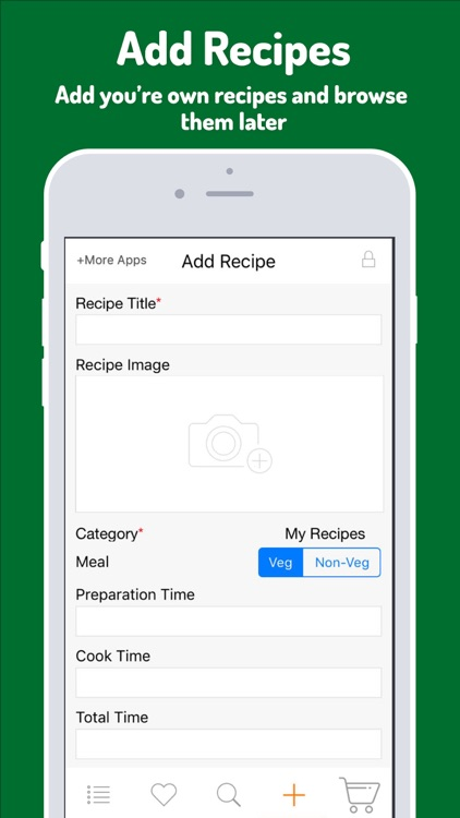 Popular Indian Recipes screenshot-3