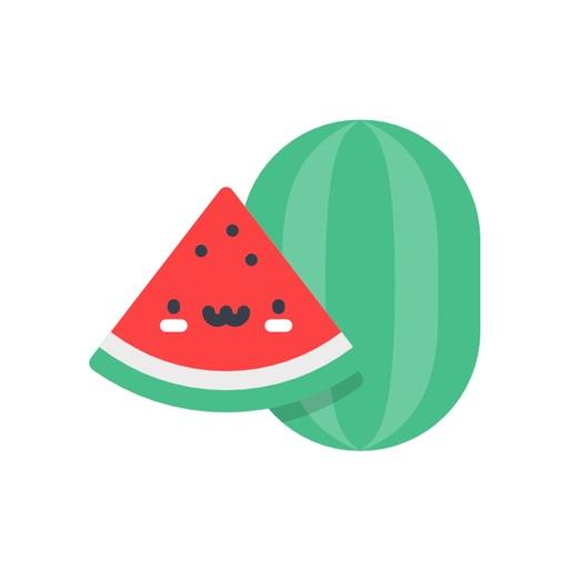 Kawaii Summer Stickers