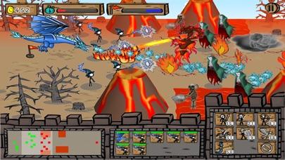 Screenshot 4 Doodle Wars Heroes
