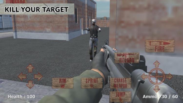 Dead Zombie War Shooting
