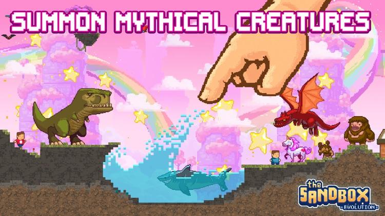 The Sandbox Evolution - Craft a 2D Pixel Universe