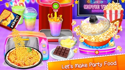 Crazy Movie Night Party screenshot two