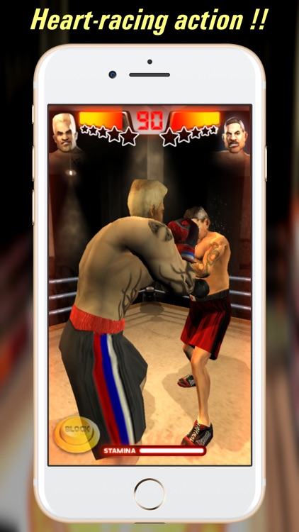 Iron Fist Boxing Lite screenshot-1