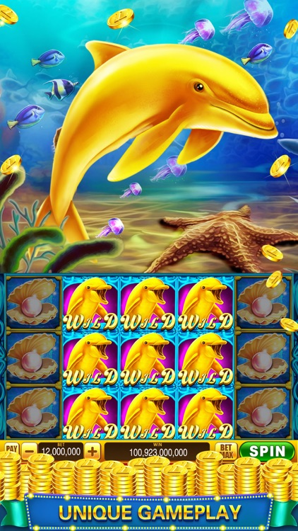 Lucky Win Casino: Vegas Slots screenshot-4