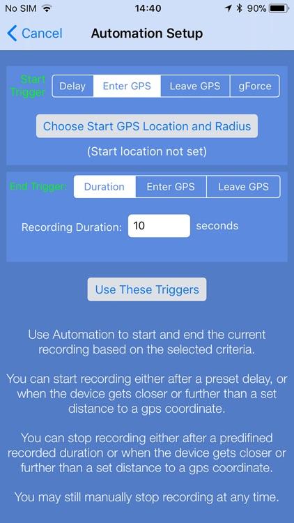 Sensor Play - Data Recorder screenshot-4