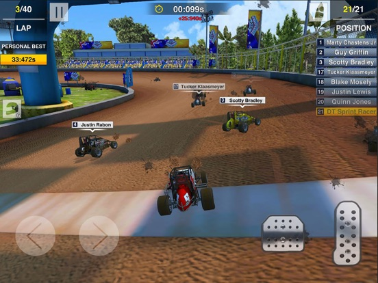 Dirt Trackin Sprint Cars screenshot 8