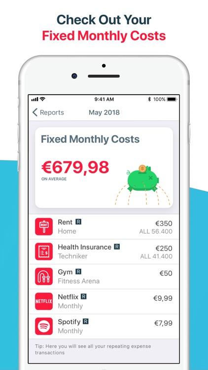 MoneyCoach - Budget & Expenses screenshot-5