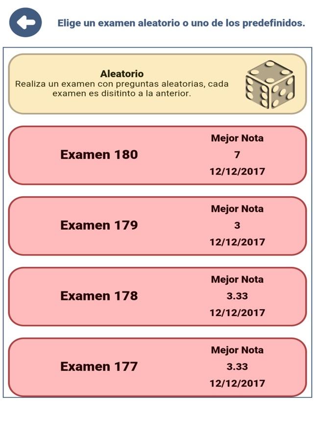 Examen Teorico Coche Carnet B En App Store