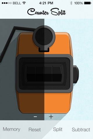 Tap Tap Counter screenshot 2