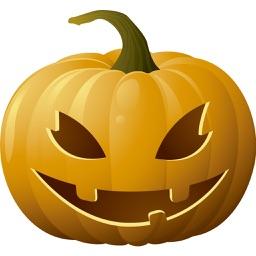 Pumpkings Halloween Emoji