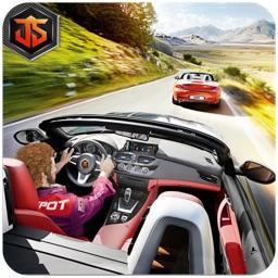 Speed Traffic Highway Car Race