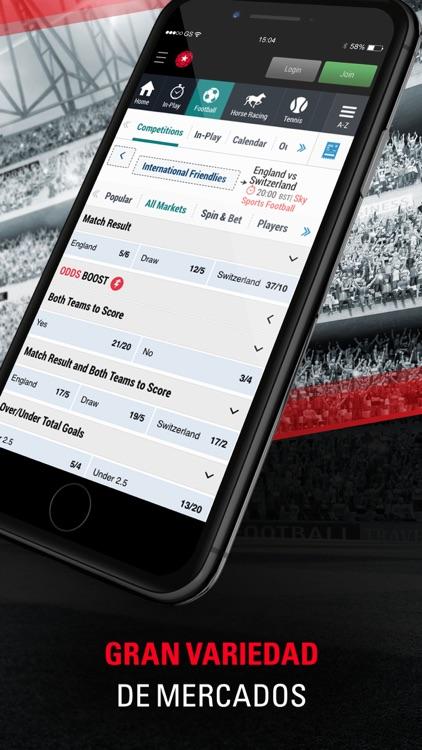 BetStars: Apuestas deportivas screenshot-4
