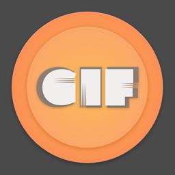Ícone do app Giflay - GIF Viewer