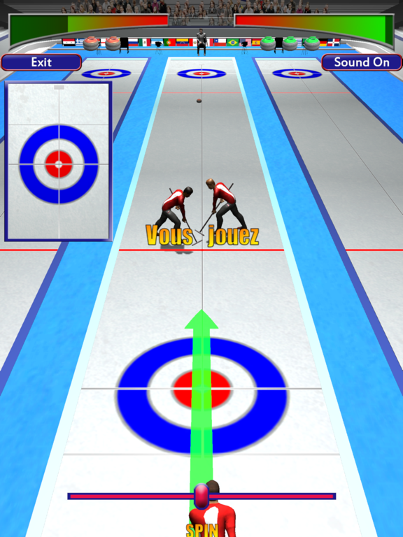 Curling OnLine screenshot 5