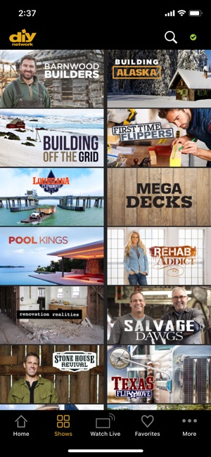 Diy network on the app store diy network on the app store solutioingenieria Images