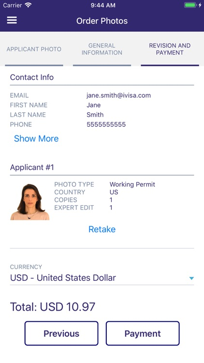 My Passport Photos screenshot-3