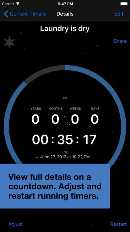 Countdown∞