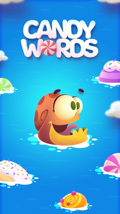 Candy Words Game screenshot-3