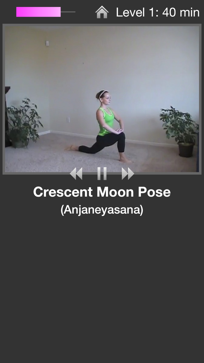 Simply Yoga - Fitness Trainer Screenshot