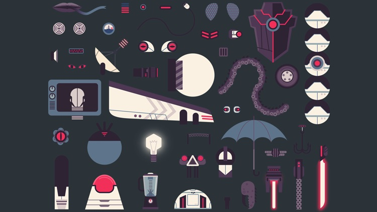 The Robot Factory by Tinybop screenshot-3