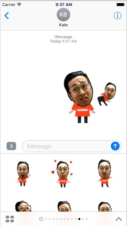 Uzuhan Stickers