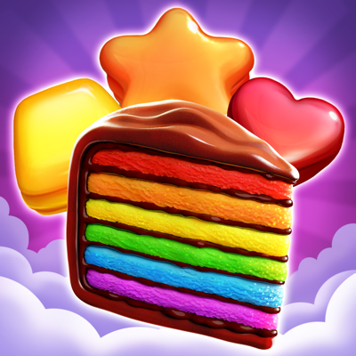 Cookie Jam - Match 3 Games app