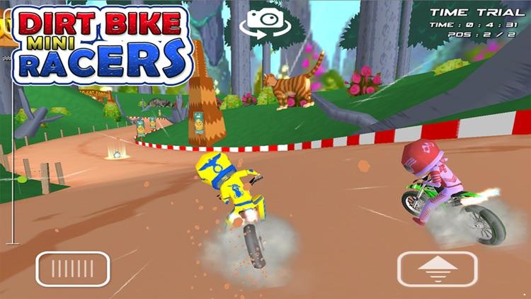 Dirt Bike Mini Racer